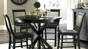 progressive furniture willow counter height dining table round counter height dining table industrial style 45 round counter