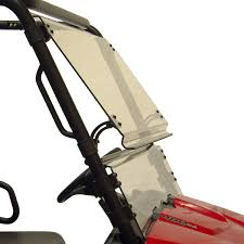 amazon com kolpin full tilt windshield for polaris ranger 400
