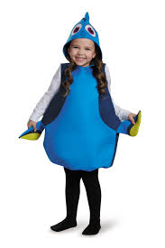 disney halloween dory toddler classic 2t 4t costume seasonal