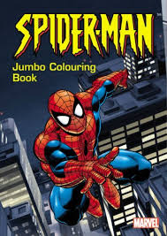 spider man jumbo colouring book amazon uk 9781842395257 books