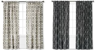 30 Curtains Target 30 Off Window Items U003d Threshold Curtain Panels Only