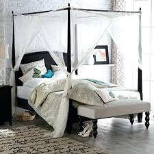 4 Poster Bed With Curtains 4 Poster Bed Canopy U2013 Bookofmatches Co