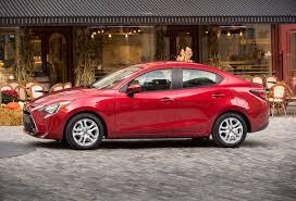toyota sedan canada u0027s 2016 toyota yaris sedan is a rebadged scion ia mazda2
