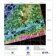 Illinois Flooding Map by Dartmouth Flood Observatory