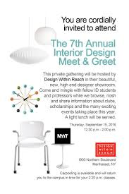 Scholarships For Interior Design Students by 85 Best The Nysid Experience Images On Pinterest Thanks Brand