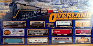 bachmann ho scale set analog overland limited 00614 ebay