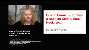 Barnes And Noble Self Publishing How To Publish A Book On Amazon Kindle Apple Ibook Barnes