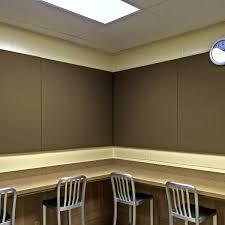 pt golf club break room acoustical solutions