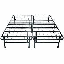 classic brands hercules heavy duty 14 inch platform metal bed