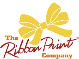 logo ribbon the ribbon print company custom ribbon print machines and supplies