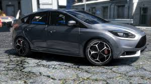 ford focus st modded 2013 ford focus st x rs 500 gta5 mods com
