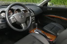 Nissan Maxima 2000 Interior 2004 Nissan Maxima Interior Picture Pic Image