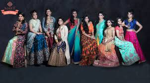 indian wedding dresses for koskii bridal lehengas and wedding sarees indian wedding dresses