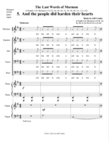 cantata choir program play 85 free arrangements