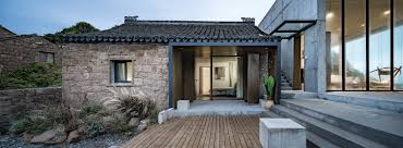 gallery of rural house renovation in zhoushan evolution design 23