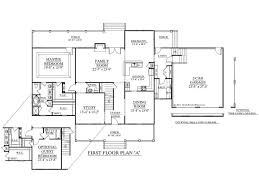 floor plans with guest house 24 best 1 1 2 house plans images on traditional