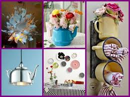 Crafting Ideas For Home Decor Home Decorating With Vintage Kitchen Utensil 40 Easy Diy Ideas