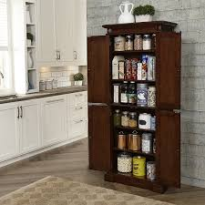 amazon com home styles 5005 69 americana kitchen pantry cherry