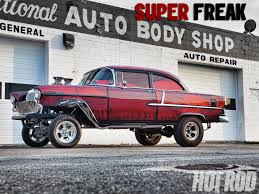 1955 chevrolet bel air rod network