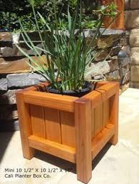 Large Planter Box by Built A Large Planter Box Out Of Redwood Quickcrafter Best Of
