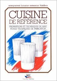 livre cuisine de reference pdf la cuisine de référence technique et préparations de base fiches