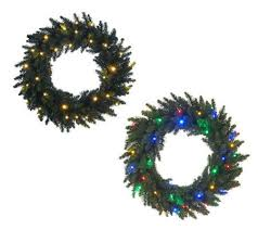 bethlehem lights battery op 30 glistening wreath w timer page