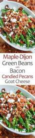 green bean recipes for thanksgiving best 25 green beans with bacon ideas on pinterest green beans