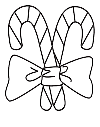candy cane christmas coloring pages christmas coloring pages