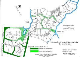 scc map community map sengekontacket community corporation