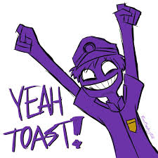 Toaster Boy 75 Best Purple Guy Images On Pinterest Night Purple And Freddy S