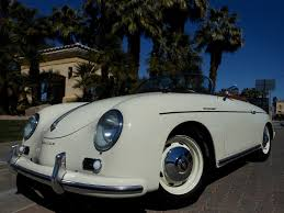 vintage porsche 356 1957 porsche 356 speedster convertible for sale in reno nv