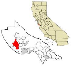 Opal Creek Oregon Map Bonny Doon California Wikipedia