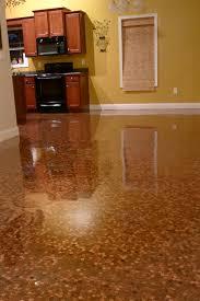 Epoxy Kitchen Floor by Kitchen Floor Epoxy Coating In Syracuse Cny Creative Coatings