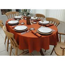 cotton oval tablecloth co uk