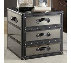 Trunk Bedside Table by Storage Trunk End Table Foter