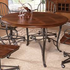 Bassett Dining Room Sets Bassett Mirror Windsor Round Dining Table W Wood Top Flap Stores