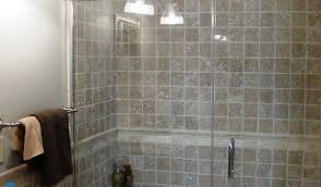glass shower doors for tubs shower wonderful glass shower enclosures frameless cost custom
