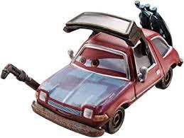 amazon disney pixar cars oil rig getaway jerome ramped die