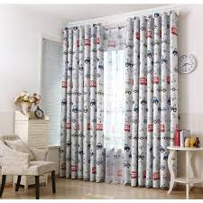 curtains trendy home interior decor with country curtains