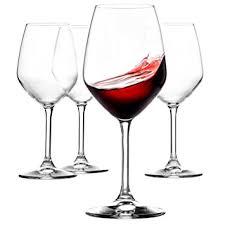 paksh novelty italian wine glasses 18 ounce