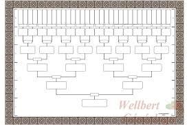 blank family tree templates download free u0026 premium templates