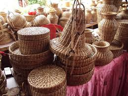bamboo boxes flower pots decorative items buy bamboo boxes