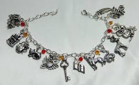 themed charm bracelet harry potter themed charm bracelet kathleenoatway