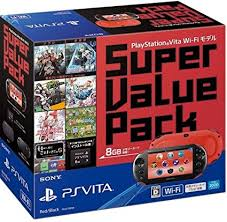 amazon playstation black friday amazon com playstation vita super value pack wi fi model red