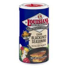louisiana cajun blackened seasoning 2 5 oz walmart com