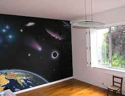 space themed wall murals peenmedia com