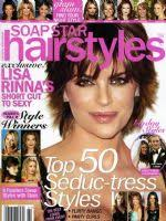 soap stars hairstyles soap stars hairstyles magazine covers articles interviews
