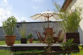 modele jardin contemporain idee exterieur maison galerie et chambre exterieur contemporain