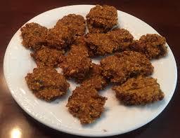 cuisiner sans gras voici une recette de biscuits à l avoine et à la citrouille sans