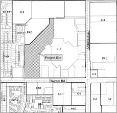 Map Of Chandler Az Chandler P U0026z Approves 194 Unit Multi Family Development Arizona